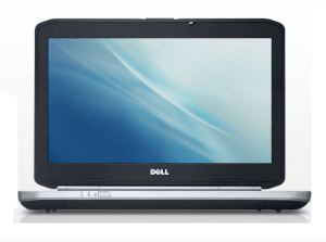 Dell Latitude E5520 (Intel Core i5-2540M 2.6GHz, 4GB RAM, 128GB SSD, VGA Intel HD Graphics 3000, 15.6 inch, PC Dos)