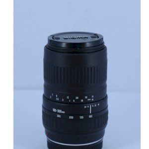 Lens Sigma 100-300mm F4.5-6.7 for Sony Alpha