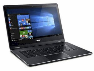 Acer Aspire R5-471T-7387 (NX.G7WSV.001) (Intel Core i7-6500U 2.5GHz, 8GB RAM, 128GB SSD, VGA Intel HD Graphics 520, 14 inch, Windows 10)