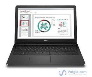 Dell Vostro 3558 (VTI3311W) (Intel Core i3-4005U 1.7GHz, 4GB RAM, 500GB HDD, VGA Intel HD Graphics, 15.6 inch, Windows 10)