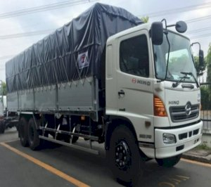 Xe tải Hino super long model FL8JTSL