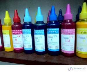 Pigment UV 100ml Water Based