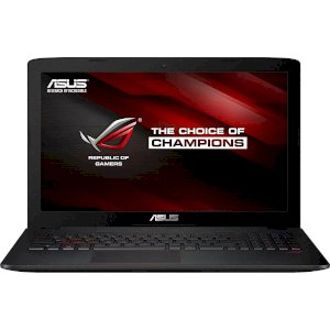 Laptop Asus GL552VX-DM070D (Intel Core i7-6700HQ 2.60GHz, RAM 8GB, HDD 1TB 7200rpm, VGA GTX950M/4GB, Màn hình 15.6inch FHD, Dos)