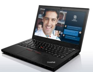 Lenovo Thinkpad X260 (20F5A18FVN) (Intel Core i5-6300U 2.4GHz, 8GB RAM, 256GB SSD, VGA Intel HD Graphics, 12.5 inch, Windows 7 Professional)
