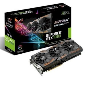 Video Card ASUS ROG STRIX-GTX1080-O8G-GAMING