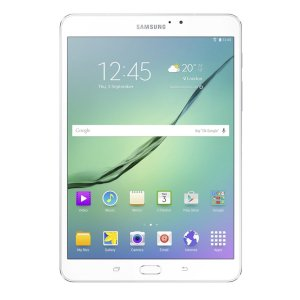 Samsung Galaxy Tab S2 8.0 (SM-T719) (Quad-Core 1.9 GHz & Quad-Core 1.3 GHz, 3GB RAM, 32GB Flash Driver, 8.0 inch, Android OS v6.0) WiFi, 4G LTE Model White