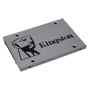 Ổ cứng SSD Kingston UV400 SATA 3 120GB SUV400S37/120G (Bạc)