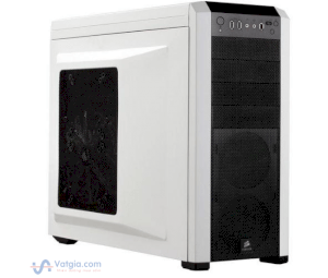 Vỏ máy tính Corsair Carbide 500R White Mid-Tower (CC-9011013-WW/RF)