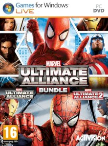 Phần mềm game Marvel: Ultimate Alliance Bundle (PC)