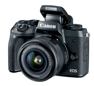 Canon EOS M5 (EF-M 15-45mm F3.5-6.3 IS STM) Lens Kit