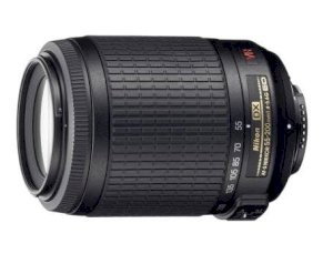 Lens Nikon AF-S DX VR Zoom Nikkor ED 55-200mm F4-5.6 G (IF)