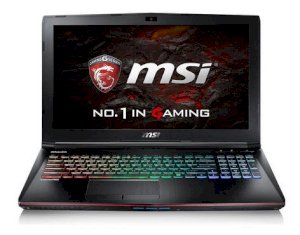 MSI GE62VR 6RF-052XVN (Intel Core i7-6700HQ 2.6GHz, 16GB RAM, 1128GB (128GB + 1TB HDD), VGA NVIDIA GeForce GTX 1060, 15.6 inch, Windows 10)