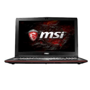 MSI GP62MVR 6RF (266XVN) (Intel Core i7-6700HQ 2.6GHz, 16GB RAM, 1TB HDD, VGA NVIDIA GeForce GTX 1060, 15.6 inch, Free DOS)
