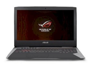 Asus G752VS-GC175T (Intel Core i7-6820HK 2.7GHz, 32GB RAM, 1512GB (512GB SSD + 1TB HDD), VGA NVIDIA GeForce GTX 1070, 17.3 inch, Free DOS)