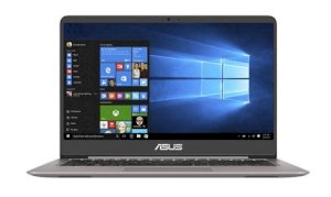 Asuss Zenbook UX410UQ-GV066 (Intel Core i5-7200U 2.5GHz, 4GB RAM, 500GB HDD, VGA NVIDIA GeForce 940MX, 14 inch, Free DOS)