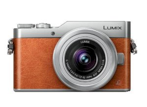 Panasonic Lumix DC-GX800 (Lumix DC-GX850 / Lumix DC-GF9) (LUMIX G VAIRIO 12-32mm F3.5-5.6 ASPH) Lens Kit - Orange