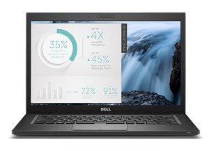 Dell Latitude 7480 (N024L748014EMEA) (Intel Core i7-7600U 2.8GHz, 8GB RAM, 512GB SSD, VGA Intel HD Graphics 620, 14 inch Touch Screen, Windows 10 Pro 64 bit)
