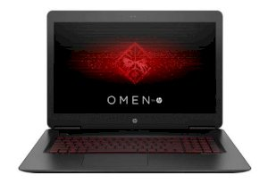 HP Omen 17-w202ni (1DM38EA) (Intel Core i7-7700HQ 2.8GHz, 16GB RAM, 2128GB (128GB SSD + 2TB HDD), VGA NVIDIA GeForce GTX 1050 Ti, 17.3 inch, Windows 10 Home 64 bit)