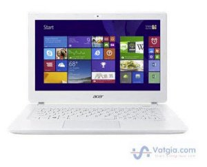 Acer Aspire V3-371-37FV (NX.MPFSV.014) (Intel Core i3-5005U 2.2GHz, 4GB RAM, 628GB (128GB SSD + 500GB HDD), VGA Intel HD Graphics 520, 13.3 inch, Linux)