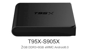 Android TV Box T95X