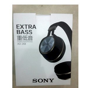 Tai nghe Sony Extra Bass AD-268