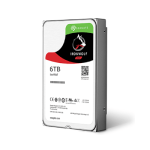 Ổ Cứng HDD NAS Seagate IronWolf 6TB