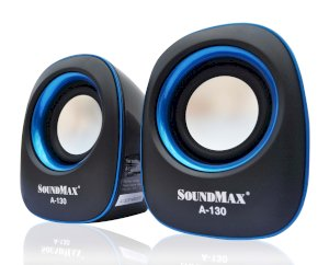 Loa SoundMax A-130 2.0 Blue