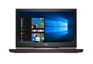 Dell Inspiron N7567A (Intel Core i7-7700HQ 2.8GHz, 8GB RAM, 628GB (128GB SSD + 500GB HDD) VGA NVIDIA GeForce GTX 1050Ti, 15.6 inch, Windows 10)