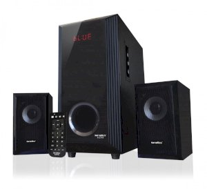 Loa Soundmax A2118 (2.1) 60W Bluetooth, USB, Thẻ nhớ, Remote