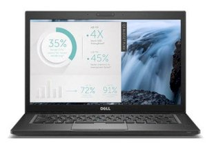 Dell Latitude E7480 (L7480I514D) (Intel Core i5-7200U 2.5GHz, 4GB RAM, 128GB SSD, VGA Intel HD Graphics 620, 14 inch, Free DOS)