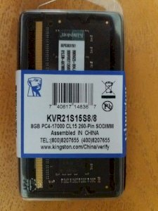 Ram Laptop Kingston 8GB DDR4 2133 MHz PC4 17000