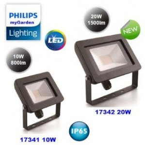 Đèn led pha IP65 Philips 10W