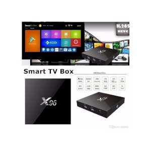 Android Tivi Box X96 4k Ram 2gb