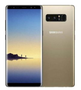 Samsung Galaxy Note 8 Duos 64GB Maple Gold - EMEA