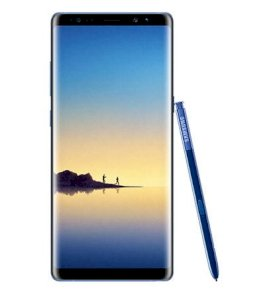Samsung Galaxy Note 8 256GB Deep Sea Blue - EMEA