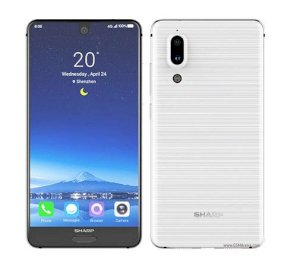 Sharp Aquos S2 (4GB RAM) White