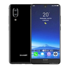 Sharp Aquos S2 (4GB RAM) Black