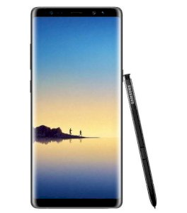 Samsung Galaxy Note 8 256GB Midnight Black - EMEA