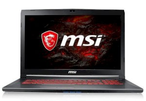 MSI GV72 7RD-874XVN (Intel Core i7-7700HQ 2.8GHz, 8GB RAM, 1TB HDD, VGA NVIDIA GeForce GTX 1050, 17.3 inch, Free DOS)