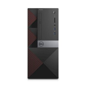Dell Vostro 3669(42VT360010)/ Intel Core i5-7400 (3.0Ghz, 6MCache) / Ram 4GB DDR4 2400MHz / HDD 1TB 7200 rpm