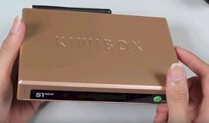 Android Tivi Box Kiwi S1 New