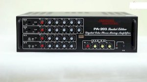 Amplifier Jarguar Suhyoung PA-203 Limited Edition