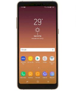 Samsung galaxy A8+ (2018) 64Gb Gold