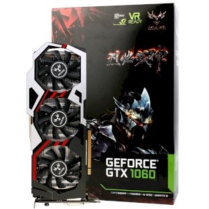 Colorful iGame GTX1060 U-TOP-6G (3 FAN)