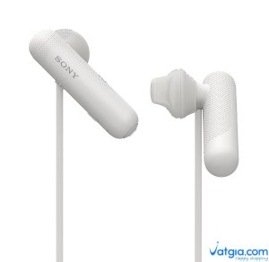 Tai nghe Sony WI-SP500 (Trắng)