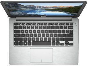 "Dell Inspiron Series N5370 (I3-7130U, 4GB, 128GB SSD, 13.3"" FULL HD, WINDOW 10, SILVER-ROSE (N3I3001W)"