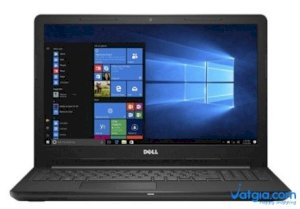 Laptop Dell Inspiron 3576 70153188 Core i5-8250U/Free Dos (15.6 inch) - Black