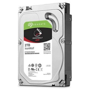 ổ cứng HDD Nas Iron Wolf 2TB Seagate ST2000VN004
