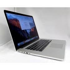 Apple Macbook Pro Rentina MC 976LL/A MID 2012