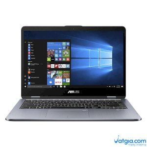 Laptop Asus Vivobook Flip 14 TP410UA-EC428T Core i5-8250/Win10 (14 inch) (Star Grey)